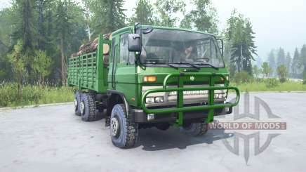 DongFeng 153 for MudRunner