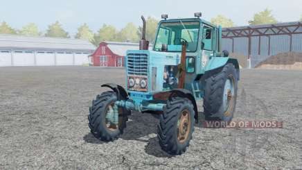 MTZ-82 Belarus with PKU for Farming Simulator 2013