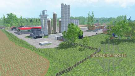 Znojemsko for Farming Simulator 2015