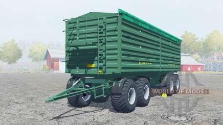 Fuhrmann FF 32000 illuminating emerald for Farming Simulator 2013