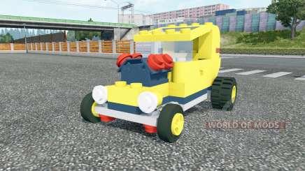 Lego Car for Euro Truck Simulator 2