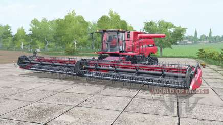 Case IH Axial-Flow 9230 sizzling red for Farming Simulator 2017
