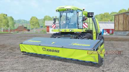 Krone BiG X 1100 multicolor for Farming Simulator 2015
