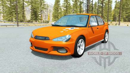 Hirochi Sunburst Legacy for BeamNG Drive