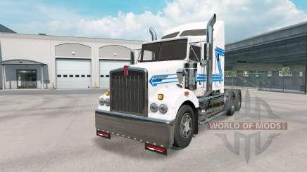 Kenworth T408 2010 for American Truck Simulator