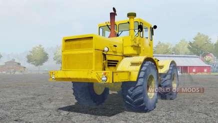 Kirovets K-701 yellow color for Farming Simulator 2013