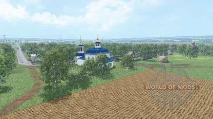 Maksimovka v1.6 for Farming Simulator 2015