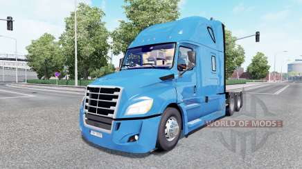 Freightliner Cascadia Raised Roof 2016 for Euro Truck Simulator 2