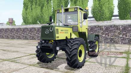 Mercedes-Benz Trac 1000 intercooler for Farming Simulator 2017