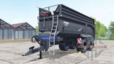 Krampe Bandit 750 Black Beauty for Farming Simulator 2017