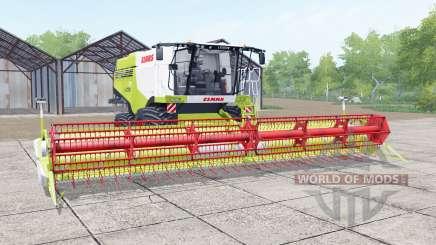 Claas Lexion 770 configurations wheels for Farming Simulator 2017