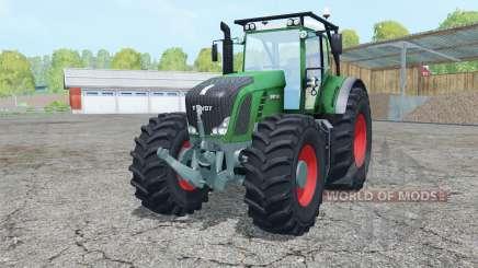 Fendt 936 Vario textures revised for Farming Simulator 2015