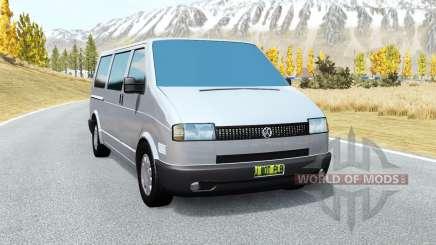 Volkswagen Transporter (T4) for BeamNG Drive