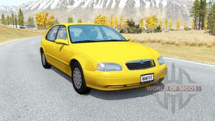 Ibishu Pessima 1996 hatchback for BeamNG Drive