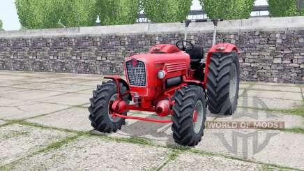 Guldner G 75A front loader for Farming Simulator 2017