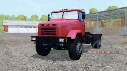 KrAZ 5133 tractor for Farming Simulator 2015