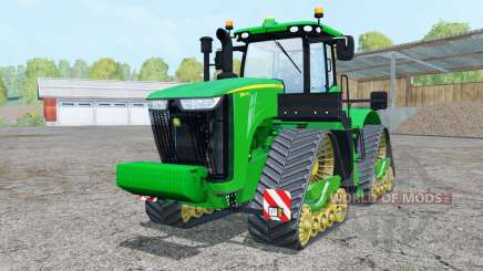 John Deere 9560RX islamic green for Farming Simulator 2015