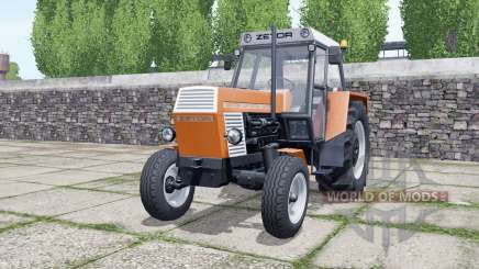 Zetor 12011 Crystal engine configuration for Farming Simulator 2017