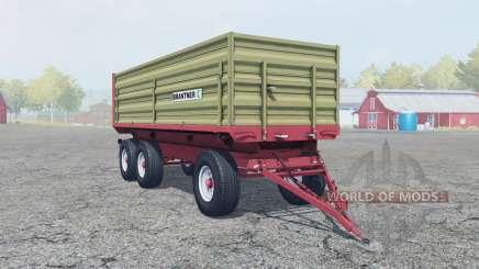 Brantner DD for Farming Simulator 2013