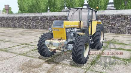 Ursus 1204 naples yellow for Farming Simulator 2017