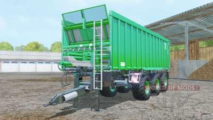 Kroger Agroliner TAW 30 vivid malachite for Farming Simulator 2015