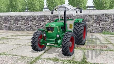Deutz D 80 05 A for Farming Simulator 2017