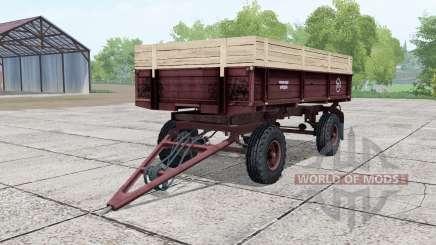 2ПТС-4 wine color for Farming Simulator 2017