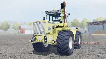 Raba-Steiger 250 pale goldenrod for Farming Simulator 2013