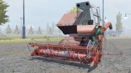 SK-5M-1 Niva soft red color for Farming Simulator 2013