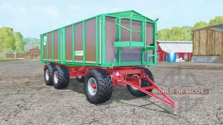 Kroger Agroliner HKD 402 wood for Farming Simulator 2015