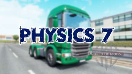 Physics 7 for Euro Truck Simulator 2