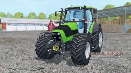 Deutz-Fahr Agrotron 165 Mk3 for Farming Simulator 2015