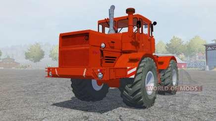 Kirovets K-701 poppy color for Farming Simulator 2013