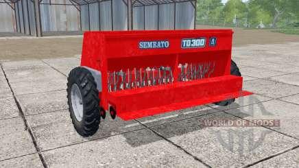 Semeato TD 300 for Farming Simulator 2017