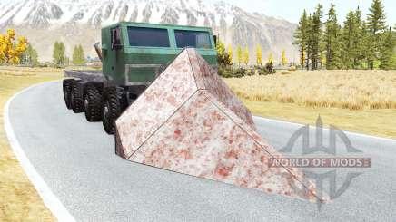 BigRig Truck v1.0.5 for BeamNG Drive