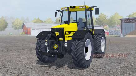 JCB Fastrac 2150 pure yellow for Farming Simulator 2013