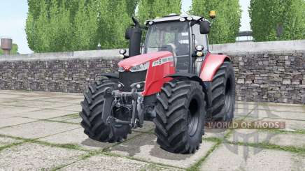Massey Ferguson 6715 S for Farming Simulator 2017