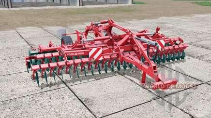 Vogel&Noot Terra Disc 600 red salsa for Farming Simulator 2017