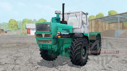 T-150K Caribbean green color for Farming Simulator 2015
