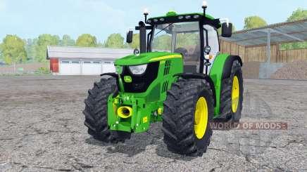 John Deere 6170Ɍ FL for Farming Simulator 2015