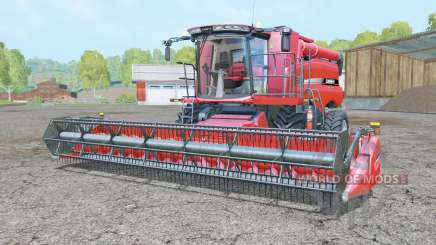 Case IH Axial-Flow 5130 light brilliant red for Farming Simulator 2015