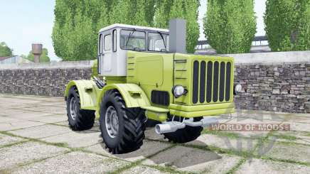 Kirovets K-700 in color June Bud for Farming Simulator 2017