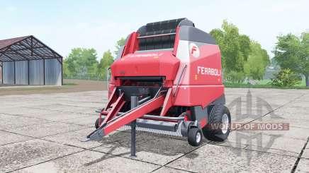 Feraboli Extreme 265 fiery rose for Farming Simulator 2017