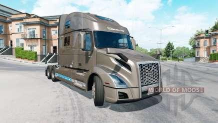 Volvo VNL 860 Globetrotter cab 2019 for American Truck Simulator