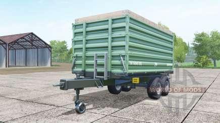 Brantner TA 14045 XXL poisonous-green for Farming Simulator 2017