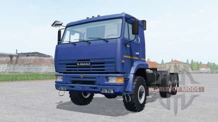 KamAZ-65225 for Farming Simulator 2017
