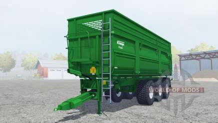 Krampe Big Body 900 north texas green for Farming Simulator 2013