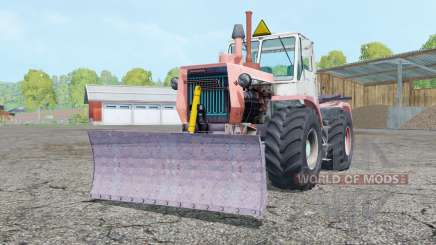T-150K with a blade for Farming Simulator 2015