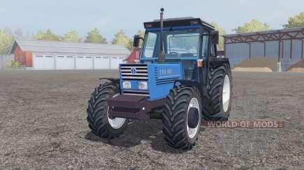 New Holland 110-90 pure cyan for Farming Simulator 2013