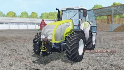 Valtra T140 animated element for Farming Simulator 2015